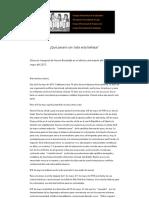 Vol 4 Michel Foucault y La Colonialidad Del Poder