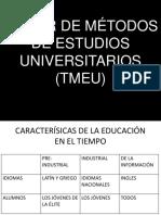 TMEU 002 El Aprendizaje p2