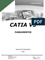 Apostila de CATIA V5 Fundamentos
