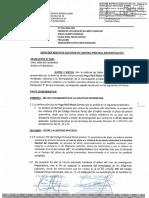 160-2014-303. Resolucion de Excarcelacion
