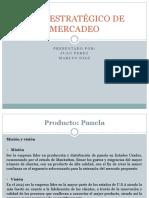 PLAN ESTRATÉGICO DE MERCADEO EVIDENCIA 10 fase 3 NEGOCIACIÓN INTERNACIONAL