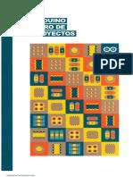 Libro de Proyectos de Arduino Starter Kit