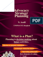 Strategy Advocacy (15)