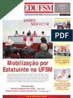 Jornal SEDUFSM Setembro/Outubro 2010