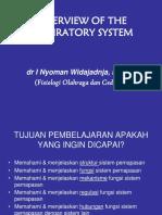 1. 09 Mader - Respiratory System