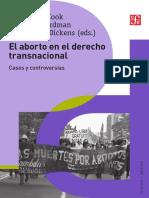 Cook_el Aborto en El Derecho Transnacional