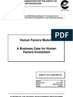 A Business Case for Human Factors Investment
