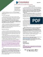 Penner Newsletter New Beginnings