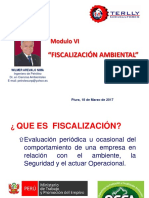 Mod. 5 Part. I - Fiscalizacion Ambiental 30.03.2017