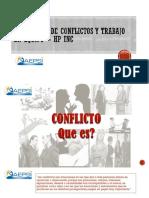 Resolucion de conflictos y trabajo en equipo –.pptx