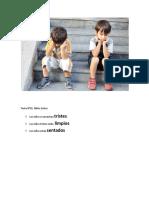 Orientaciones Sesion Sinonimos y Antonimos - 2018 María