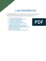 Tablas Dinámicas Excel
