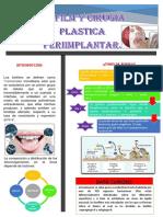 Articulo de Biofilm y Cirugia Periimplantar.