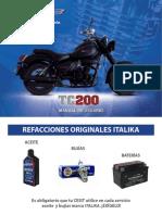 Italica Tc 200