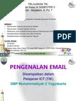 Pengenalan Email 1