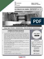 Simulado l MPU Técnico - com gabarito.pdf