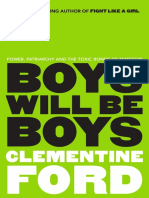 Boys Will Be Boys Chapter Sampler