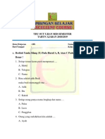 5. Try Out Kelas 2 Ujian Mid Semester- Ips - 2