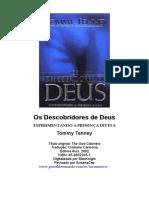Tommy Tenney - Os Descobridores de Deus