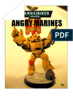 Codex - Angry Marines