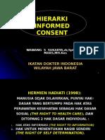 Slide Informed Consent