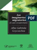 LOS IMAGIANRIOS MIGRATORIOS Gabriela Goycochea