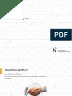 ADUANAS - SEMANA 2 - Ley General de Aduanas