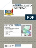 Departamemto de Puno