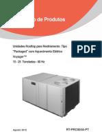 Catalogo Produto Voyager(RT PRC004 PT0812)