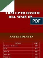 02- WAIS parte 1