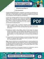 Evidencia 1 Asesoria Caso Exportacion