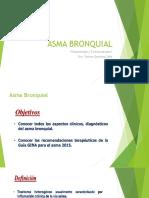 6. Asma Bronquial