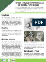 BOOTOICA - OTIMIZADOR PARA GERAÇÃO DE ENERGIA FOTOVOLTAICA