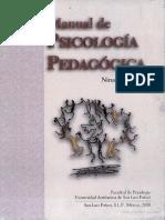 Manual de Psicologia Pedagogica Nina Talizina