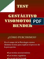 01- Bender Leyes de La Gestalt