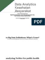 12 Big Data Definitions