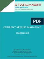 Current Afffairs March 2018 Www.iasparliament.com