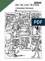 Las Tipologías Textuales-La Fiesta de Adelia