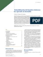 Rehabilitación del hombro doloroso no operado ni inestable.pdf