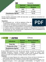 002 - Cifras Sectoriales - N. de Santander.pptx