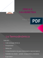 Termodinamica, calorimetria 2