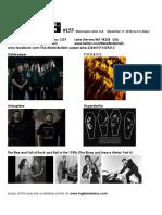 Metal Bulletin Zine 155