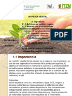 Nutricion Vegetal 1.1 - 1.2.3 EXPO Alan