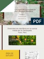 Método de muestreo de Comunidades de Pequeños y.pptx