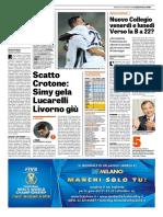 La Gazzetta Dello Sport 18-09-2018 - Serie B