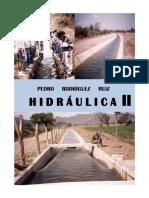08 Rodríguez Ruiz, Pedro, Hidráulica de Canales, Mexico,2008.