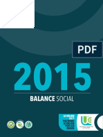 Balance Social 2015