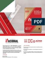 Ficha Técnica ICO CementoNacional