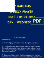 01 Morning Prayer(04012017)