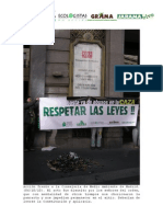 Nota Prensa. Temporada de Caza 2010 (1)